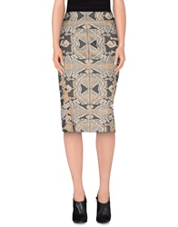 Philosophy Di Alberta Ferretti Knee Length Skirts