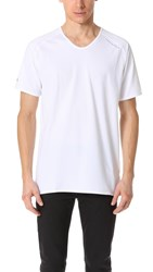 Adidas Relaxed Tee White