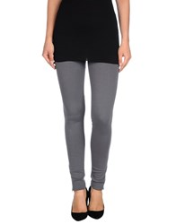 Le Coeur De Twin Set Simona Barbieri Trousers Leggings Women Grey
