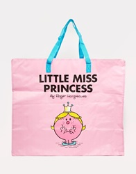 Little Miss Princess Large Storage Bag Pink