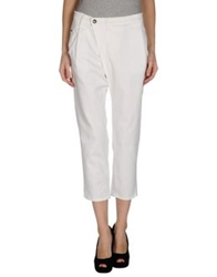Michael Kors Denim Pants White