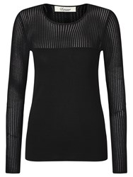 Alice By Temperley Somerset By Alice Temperley Ottoman Jumper Black