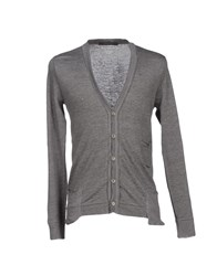 Messagerie Knitwear Cardigans Men Grey