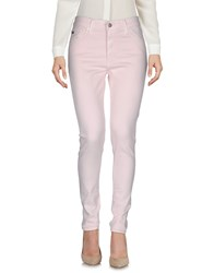 Ag Adriano Goldschmied Casual Pants Light Pink