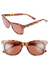 Ed Ellen Degeneres Women's 52Mm Gradient Sunglasses Tortoise