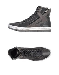 Khrio' High Tops And Trainers Black