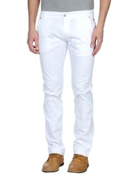 Roy Rogers Roy Roger's Casual Pants White