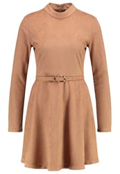 Molly Bracken Cocktail Dress Party Dress Brown