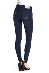 True Religion Crystal Pocket Curvy Skinny Jeans Etxd Deepe