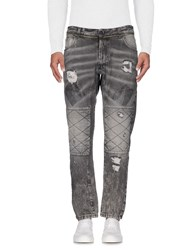 Mnml Couture Jeans Steel Grey