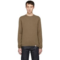 Norse Projects Camel Sigfred Sweater