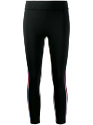 No Ka' Oi Anuenue Kalia 7 8 Leggings Black