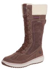 Viking Glow Gtx Winter Boots Dark Brown