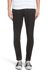 G Star Men's Raw Revend Coated Skinny Fit Jeans