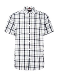 Victorinox Stockhorn Short Sleeve Shirt White