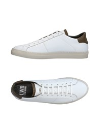 Low Brand Sneakers White