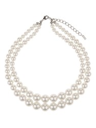 Hobbs Tamsin Necklace White