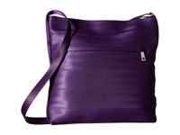 Harveys Seatbelt Bag Streamline Crossbody Mulberry Cross Body Handbags Purple