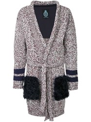 Guild Prime Flecked Cardi Coat Acrylic