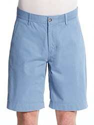 J. Lindeberg Cotton Twill Shorts