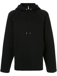 Oamc Relaxed Fit Hoodie Black