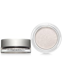 Clarins Ombre Iridescent Cream To Powder Eye Shadow Silver White