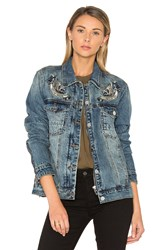 Blank Nyc Denim Jacket Blue
