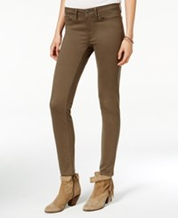 American Rag Colored Wash Super Skinny Jeans Only At Macy's Olive