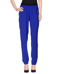 Sonia By Sonia Rykiel Trousers Casual Trousers Women Bright Blue