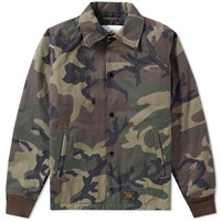 Wtaps Windbreaker 02 Jacket Green