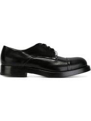 Raparo Classic Derby Shoes Black