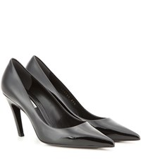 Balenciaga Patent Leather Pumps Black