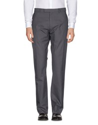 Christian Dior Homme Casual Pants Lead