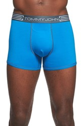 Men's Tommy John 'Cool Cotton' Trunks Directoire Blue