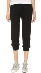 Solow Raw Lounge Jogger Pants Black