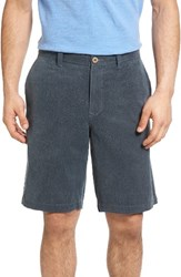 Tommy Bahama Men's Havana Herringbone Silk Blend Chino Shorts
