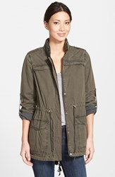 Levi'sr Women's Levi's Lightweight Cotton Hooded Utility Jacket