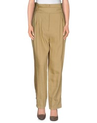 Vivienne Westwood Red Label Trousers Casual Trousers Women Sand