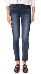 Madewell 9 High Riser Skinny Jeans Surfside