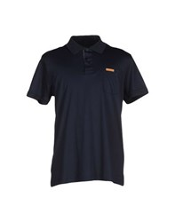 Baldessarini Topwear Polo Shirts Men Dark Blue