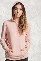 Forever 21 Sweater Knit Hoodie