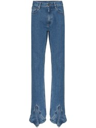 Y Project Straight Leg Stirrup Jeans 60