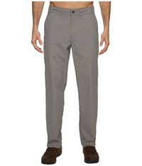 Exofficio Sol Cool Nomad Pants Road Men's Casual Pants Gray
