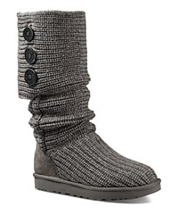 Ugg Classic Cardy Tall Boots Gray