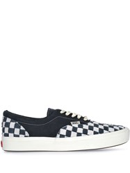 Vans Checkered Low Tops Blue