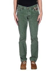 Berwich Trousers Casual Trousers Men Green