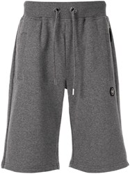 Philipp Plein Pp Shorts Grey