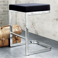 Cb2 Mack 24'' Counter Stool