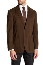 Kroon Solid Jacket Brown