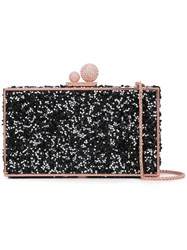 Sophia Webster Clara Clutch Black